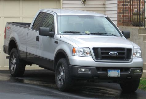 04 Ford F150 by File 04 07 Ford F 150 Fx4 Extended Jpg Wikimedia Commons