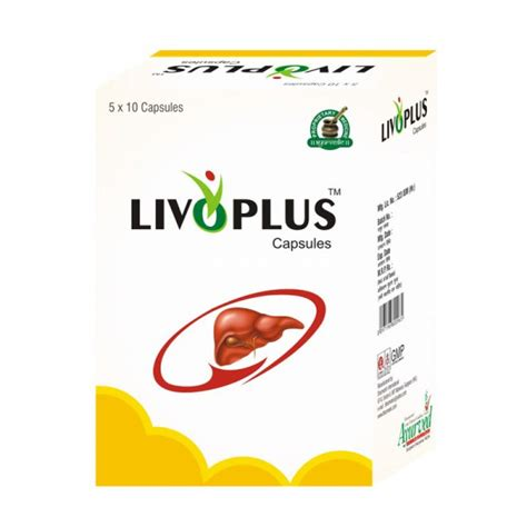Liver Detox Pills And Weight Gain by Herbal Livoplus Capsules Ayurvedic Liver Cleansing