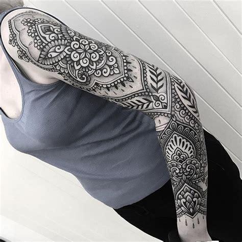 henna tattoo designs sleeve instagram post by peppiette jackpeppiette