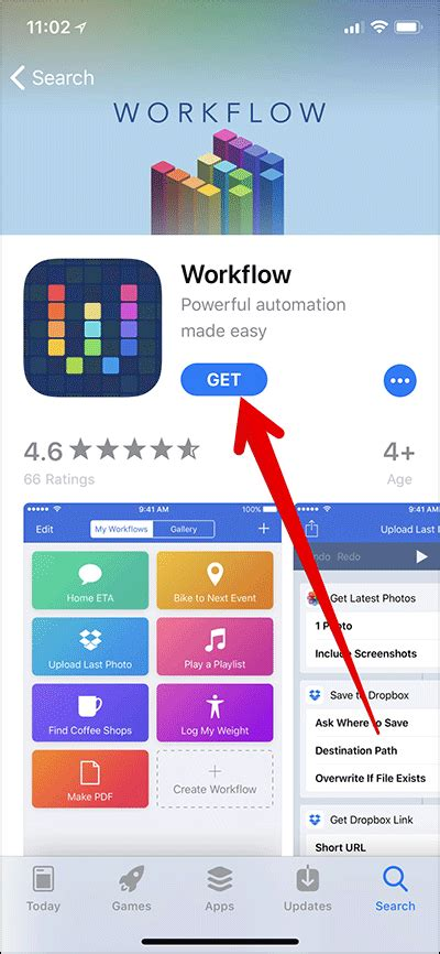iphone workflow how to convert animoji to gif on iphone and