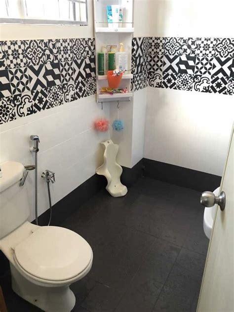 langkah makeover bilik air   bajet ciput tak