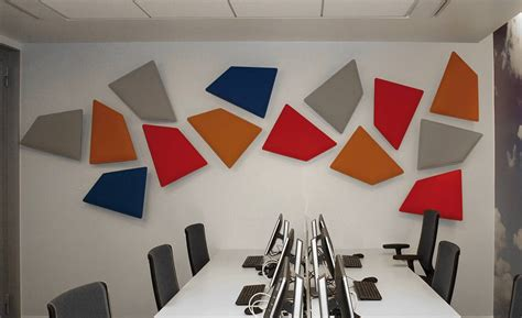 flap acoustic panels wave office