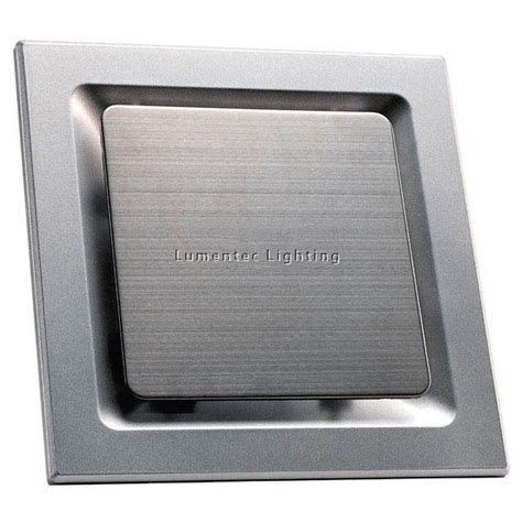 stainless steel bathroom exhaust fan ef0003 ovation 200 8 square exhaust fan stainless