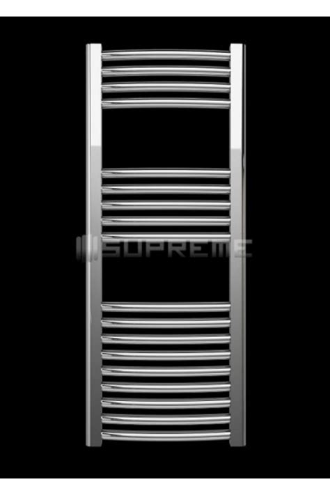 bathroom radiators 400mm wide 400mm wide 1000mm high chrome curved towel radiator