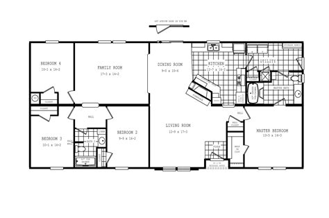 4 bedroom modular home plans bedroom at real estate