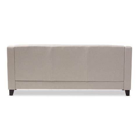 light beige couch arcadia upholstered sofa in light beige bbt8021 sf light