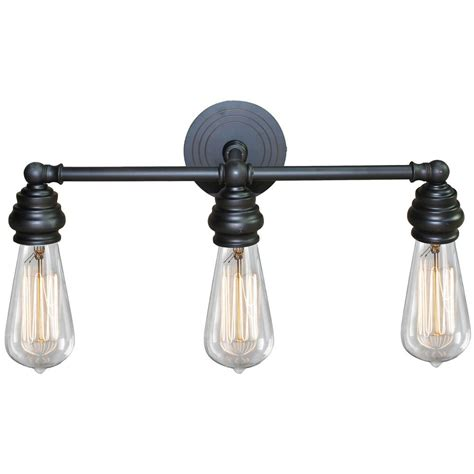 tiffany bathroom light fixtures y decor tiffany 3 light oil rubbed bronze bath light