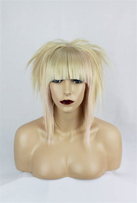 Termurah Wig Bob Pink Wig and pastel pink bob style wig heat resistant synthetic