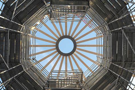 cupola geodetica costruzione costruzione e puntellazione cupola geodetica pilosio