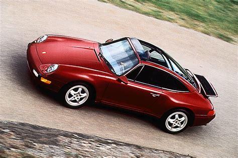 porsche targa 1995 1995 98 porsche 911 consumer guide auto