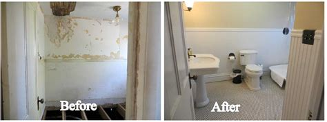 bathrooms before and after the bathroom that wasn t is before and after our house journey