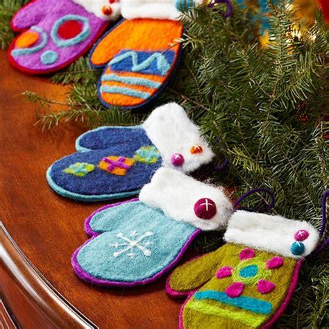 Weihnachtsdeko Aus Filz Basteln by 1001 Ideen F 252 R Weihnachtsbasteln Mit Kindern
