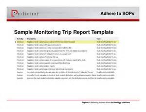 Sales Trip Report Template how to write an official trip report courseworkexamples