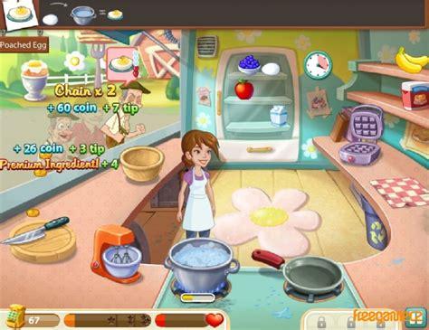 kitchen scramble freegamearchive