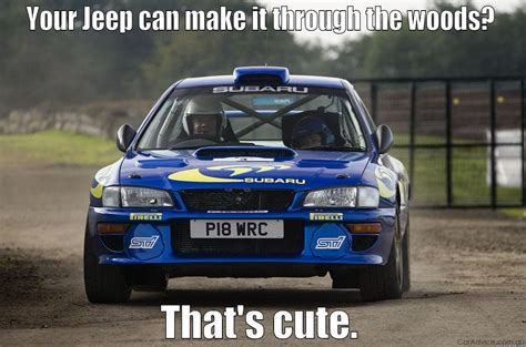 subaru meme awesome subaru is awesome quickmeme