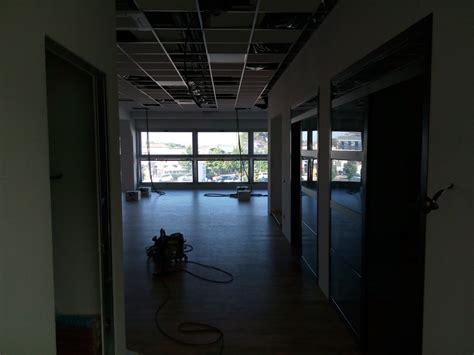 coibentazione soffitto interno creazione uffici in fondo commerciale idee imbianchini
