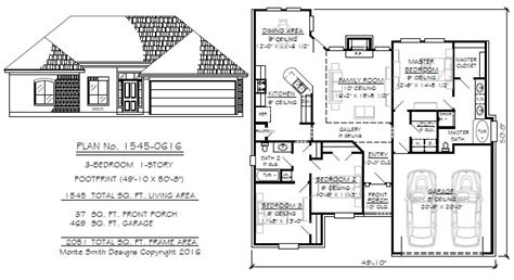 1700 sq ft house 3 bedrooms 1700 sq ft