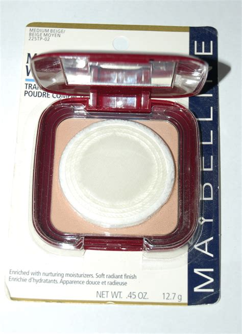 Maybelline Pressed Powder maybelline moisture whip translucent pressed powder