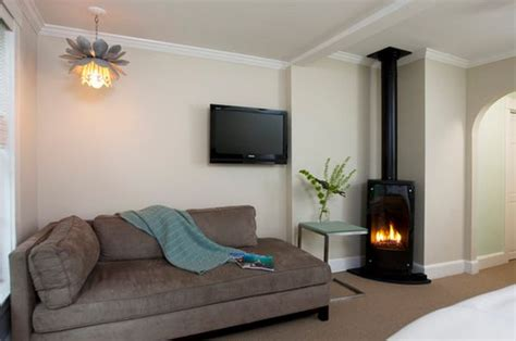 Fireplaces In Homes - freestanding wood burning stoves with versatile designs