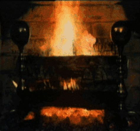Animated Fireplace by Animated Gifs Fireplace Gif Threadbombing