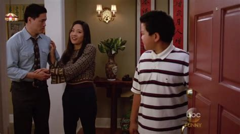 fresh off the boat eddie s girlfriend episode recap of quot fresh off the boat quot season 2 episode 23 recap