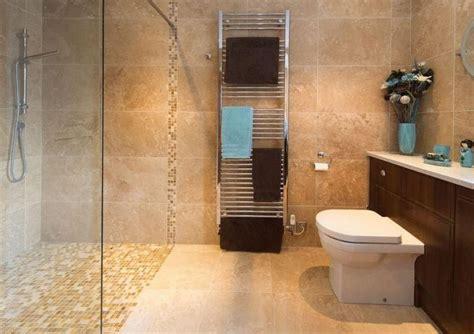 Light brown bathroom ideas wall layers paper toilet hooks light blue walls painted mosaic