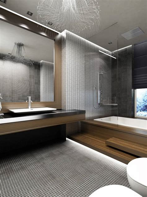 modern bathrooms ideas how to light your bathroom right designrulz
