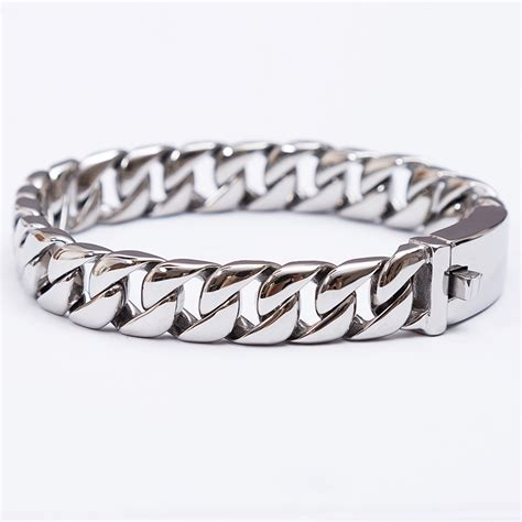 chain stainless steel bracelet for newcooltrends