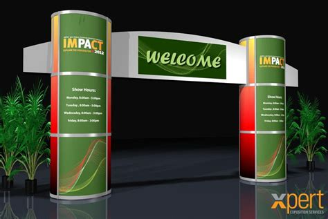 booth design unit pin by xpert expo on xpert entrance unit gallery