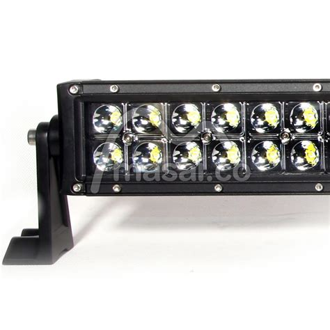 Led Light Bars For Vehicles 7500 Lumens 120 Watts 22 Quot Led Vehicle Work Light Bar Led