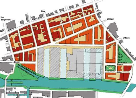 Plan Image griffintown secteur des 233 cluses saint gabriel c 233 cile baird