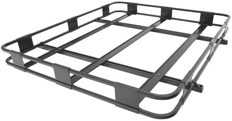 surco safari roof rack surco safari rack 5 0 rooftop cargo basket for yakima roof racks 60 quot long x 50 quot wide surco