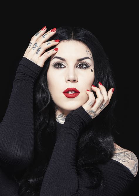 kat von d snapchat username amp snapcode gazette review