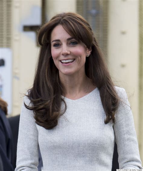 haircuts in cambridge ontario kate middleton goes demure in grey while visiting women s