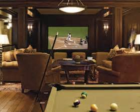 Living Room With Home Theater Design Wonderful Home Theater Design Ideas