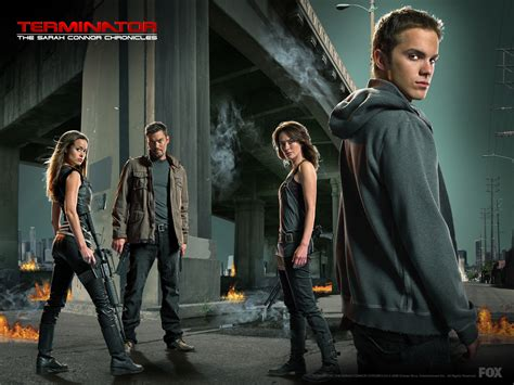 Terminator The Connor Chronicles by Terminator The Connor Chronicles Free Desktop