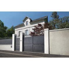 Portail Coulissant 2607 by Portail En Aluminium Style Traditionnel Avec Petits