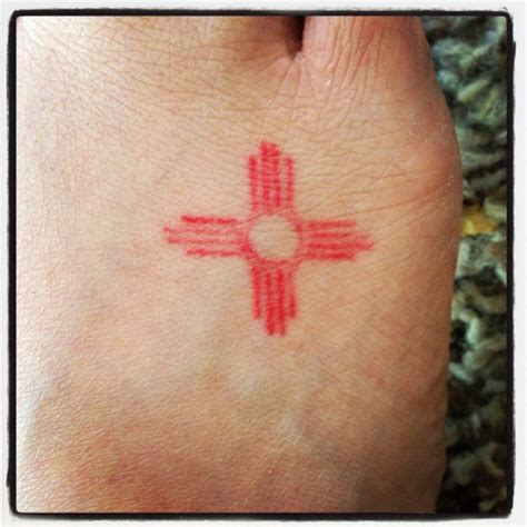 zia symbol tattoo zia foot tattoos and