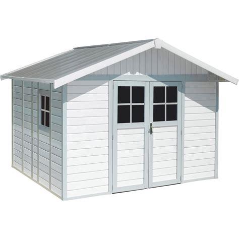 garage bois en kit 174 abri jardin 6m2