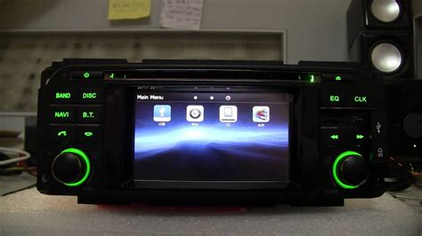 how cars run 1999 jeep wrangler navigation system a sure2008 car dvd player gps navigation system for jeep grand cherokee liberty wrangler youtube