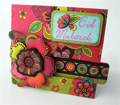 Crafted Cards - card ideas for eid greetings creativecollections