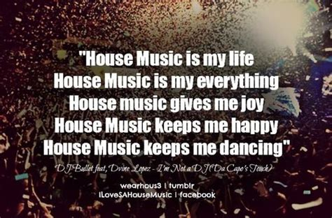 motivational house music quotes about deep house music image quotes at relatably com