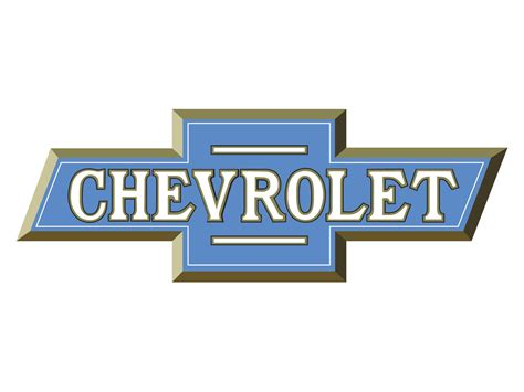 first chevy logo the car media significance of logo chevy