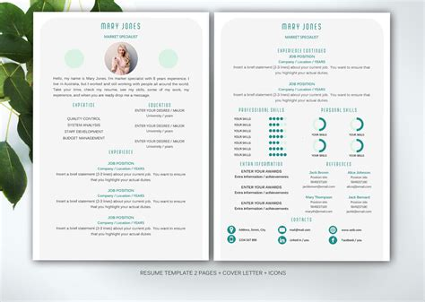 Resume Template Word Buy 30 resume templates guaranteed to get you hired