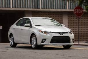 Toyota Corolla 2014 Le 2014 Toyota Corolla Le Eco Front End In Motion 03 Photo 49