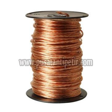 Kabel Grounding 16mm jual kabel bc bare copper 16 mm