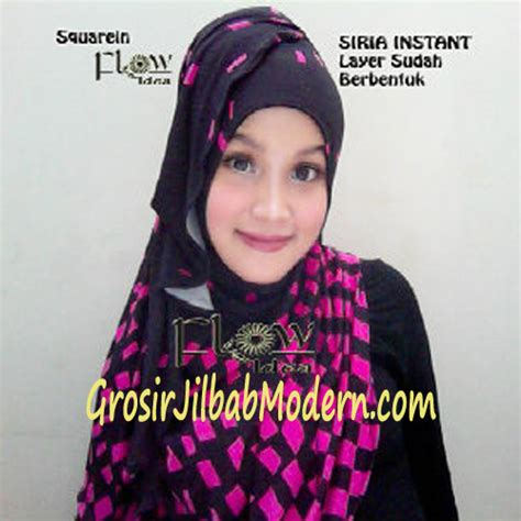 Instant Syria Antem Devana Jilbab Murah jilbab instant squarein pink grosir jilbab modern jilbab cantik jilbab syari jilbab instan