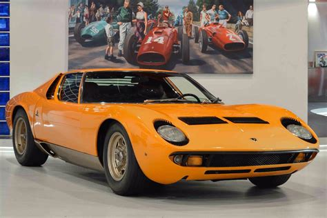 Used Lamborghini Miura used 1969 lamborghini miura s for sale in pistonheads