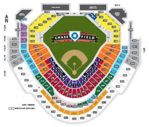 arizona diamondbacks stadium map field map aphisvirtualmeet