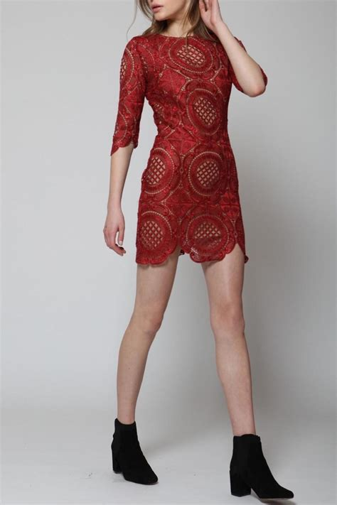 Dress Goldy Lace goldie lace mini dress from canada by didi s boutique